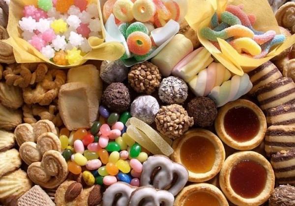 Các loại thức ăn ngọt bạn nên để xa tầm tay